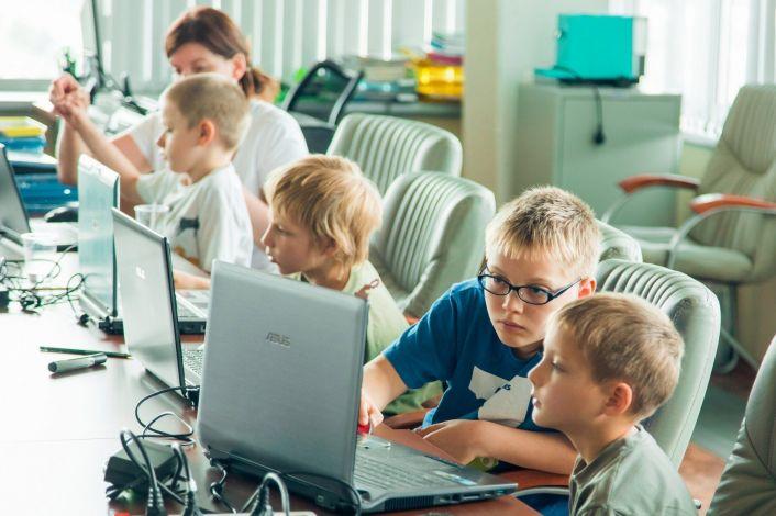 Компьютерные курсы для детей